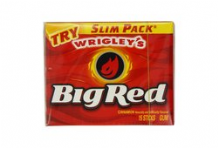 Wrigleys Big Red Cinnamon Flavour Gum